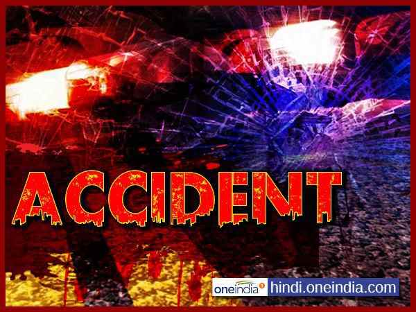 Four persons of one village killed in accident in Sonbhadra