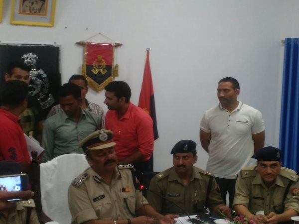 police disclose the cause of murder of sachin walia and arrested one