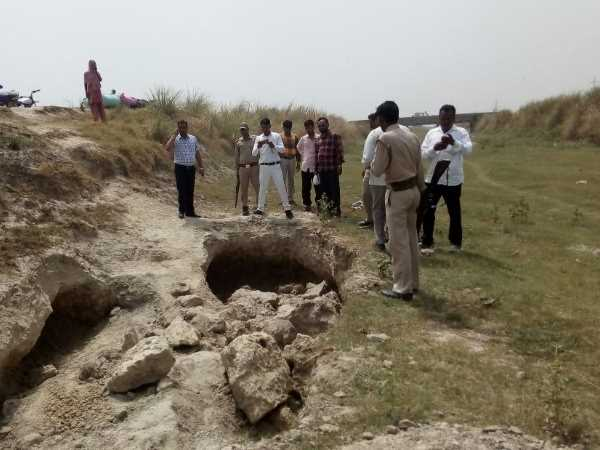 Two women die due to heap of soil fell in bulandshahr