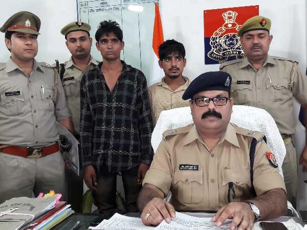 Bulandshahr Police Arrested Two Atm Hacker