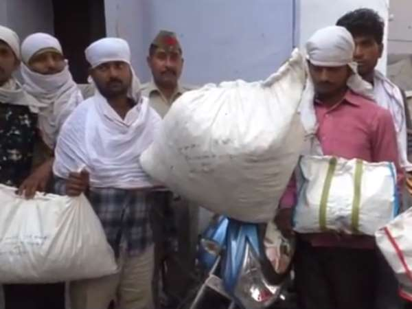 Six cannabis smugglers arrested in Kanpur
