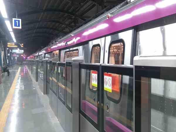 आज शाम से दौड़ेगी हरियाणा के चौथे शहर में मेट्रो...