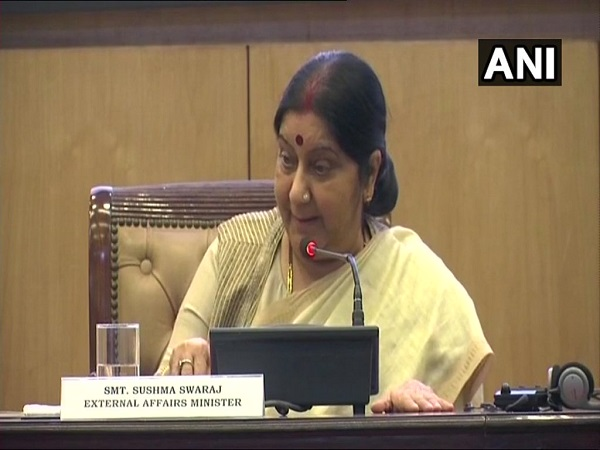 EAM Sushma Swaraj responding to a question on extradition of Vijay Mallya