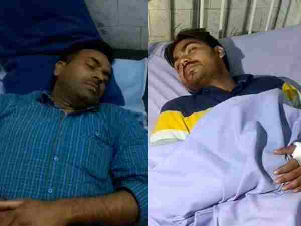 three gangster kill police encounter in aligarh