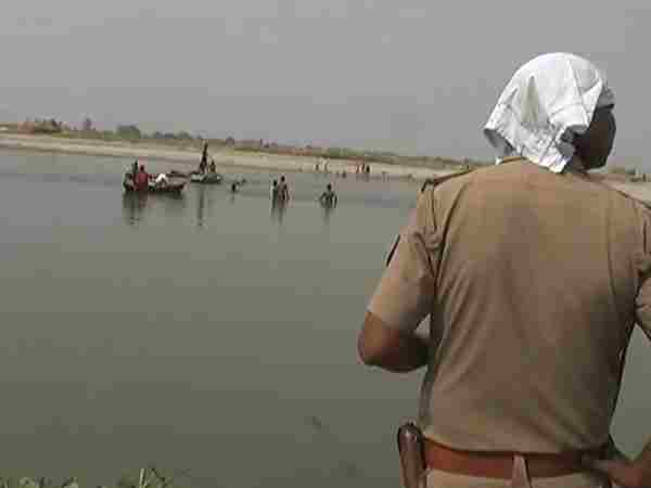 A youth drowned in Ganga in Kanpur