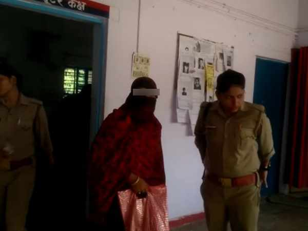A police officer raped a woman by making obscene video in Hamirpur