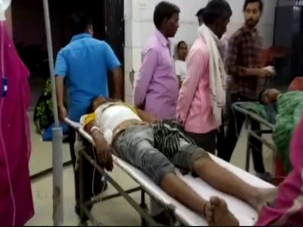 hardoi some unknown men shoot a man who is going to get married on thursday in uttar pradesh.