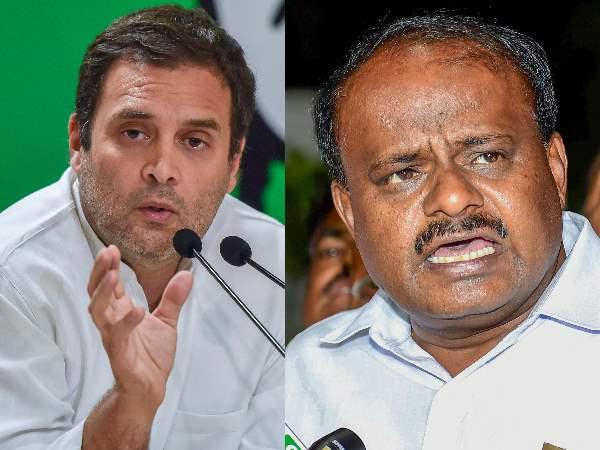 कांग्रेस नेता का बड़ा दावा, 10 जून के बाद गिर जाएगी कर्नाटक की सरकार