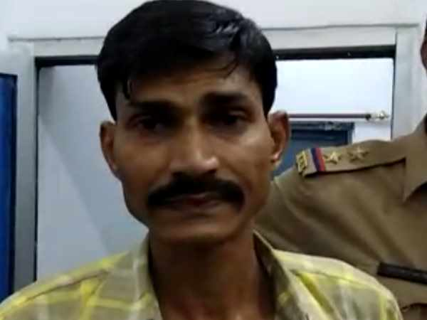 A son killed his mother in Varanasi