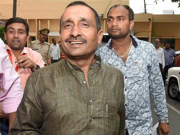 Unnao Rape Case Bjp Mla Booked For Farming Complainant S Father In False Case