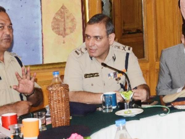 himachal pradesh DGP may be replaced from former DGP sanjay kundu
