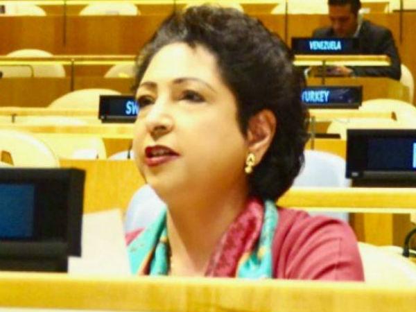 पाकिस्तान ने संयुक्त राष्ट्र में अलापा कश्मीर राग, कहा- न्याय के बगैर  शांति नहीं