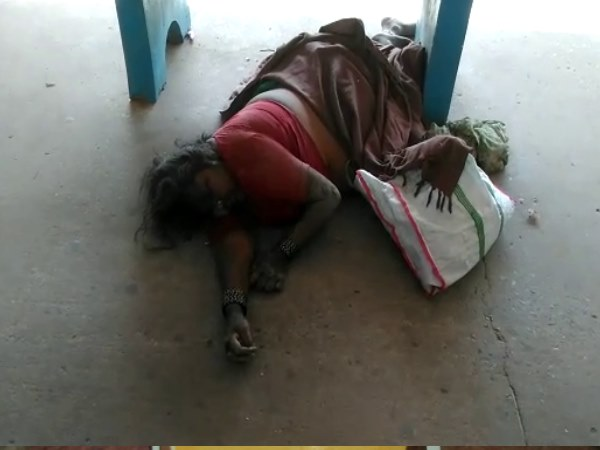 sultanpur due to the insensitivity of RPF GRP woman died at railway station