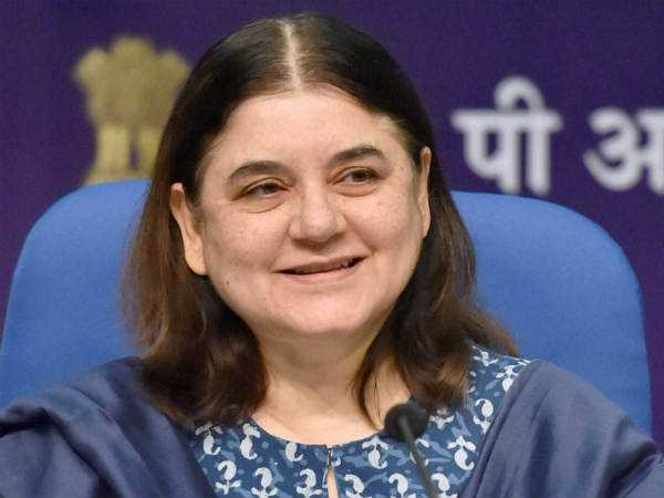 BJP Minister Maneka Gandhi gave the controversy statement on sugarcane farmers