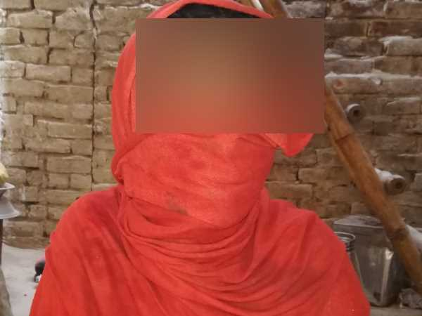 A son tried to rape her mother in Shahjahanpur