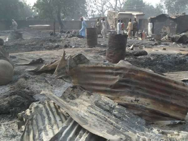 45 dead in an attack in Nigeria, armed bandits, Nigeria, attack,