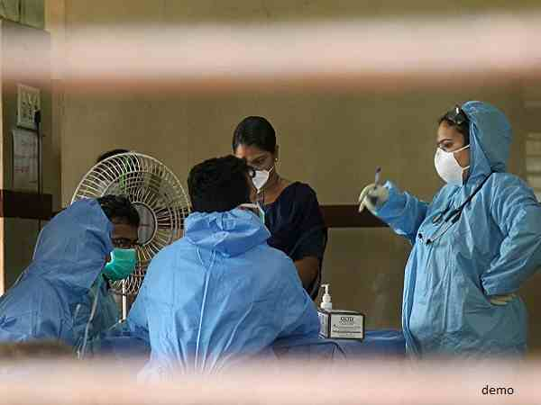 A native of Kerala kept in an isolated ward of Goa Medical College, symptoms of Nipah Virus found