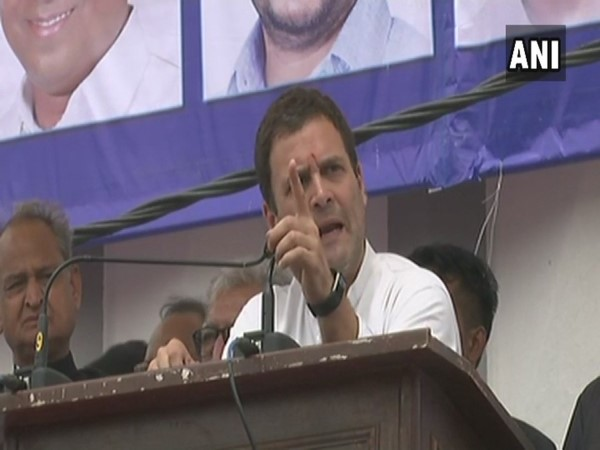karnataka election 2018 Bengaluru Rahul Gandhi attack on pm modi