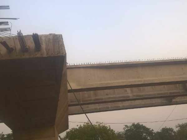 How overbridge in Varanasi fell and tragic incident happened
