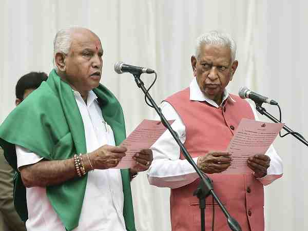 Crucial test in Supreme Court for Yeddyurappa over govt forming and majority test