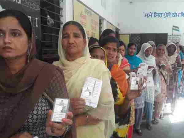 Peaceful voting at Shahkot for assembly seat