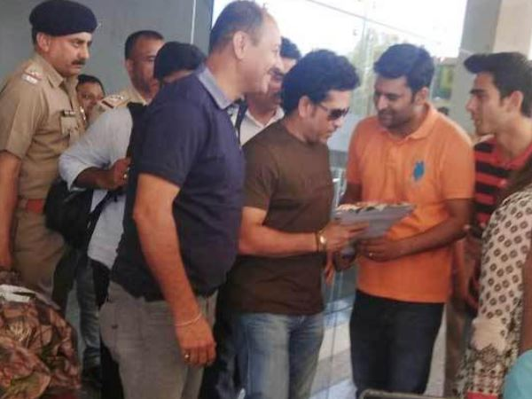 Sachin Tendulkar in Dharmshala will inaugurate cricket museum
