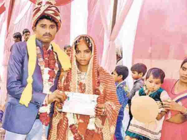 A bride killed for dowry in Allahabad