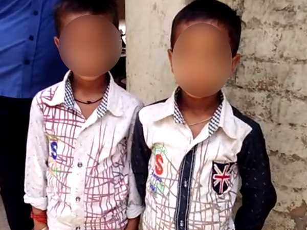 Allegations on twins children for molesting a girl in Shahjahanpur