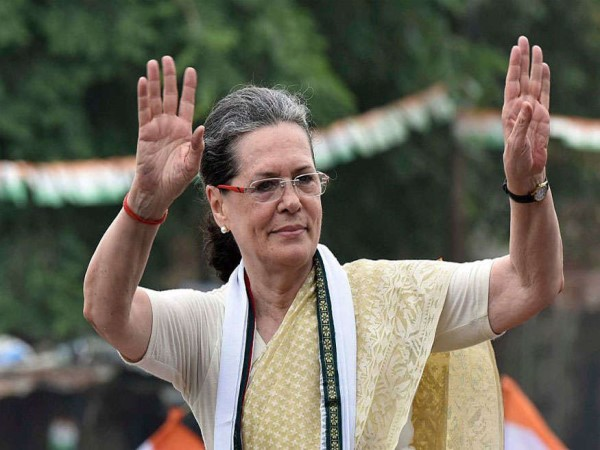 Karnataka Sonia Gandhi RALLY In Bijapur Today, After 2 Years