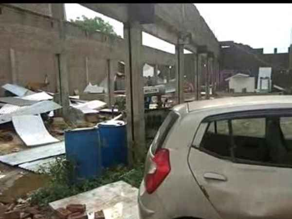 Death toll rised in Uttar Pradesh after storm