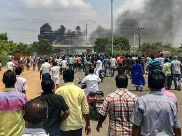 Total of 13 people have died,102 people have been injured in Thoothukudi Protests