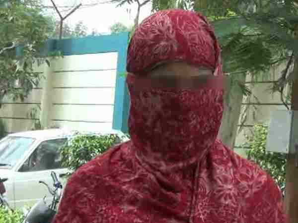 A rape victim said meerut police not taking any action against the rapist