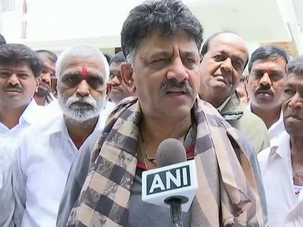 Some leaders were unhappy but we have sorted the issues. Im in touch with all MLAs nothing will go wrong: DK Shivakumar
