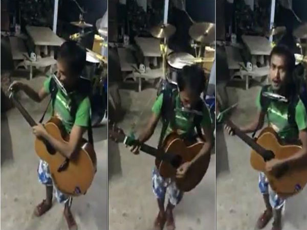 VIRAL VIDEO: Farhan Akhtar, Anand Mahindra blown away by this 'one-man' band's performance