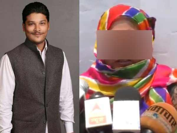 rape victim denies to record statement in bjp mla kushagra sagar case