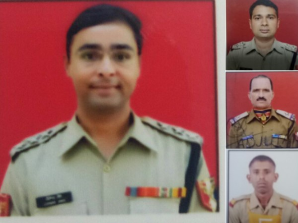 4 BSF personnel lost their lives Chambliyal sector of Samba