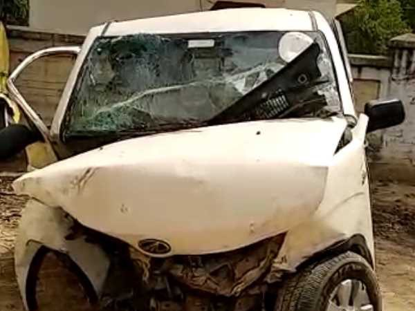 Accident Unnao Three People Died