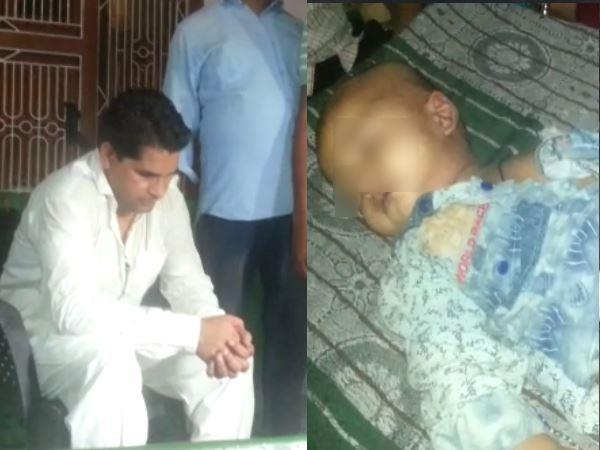 Shamli child died after wrong treatment in Uttar Pradesh.