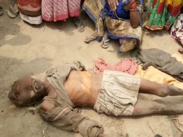 maipuri a old man murdered by Alcohol Mafia