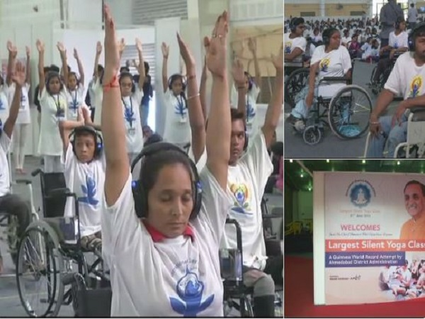 International Yoga Day celebration across the nation and world on 21 June live updates