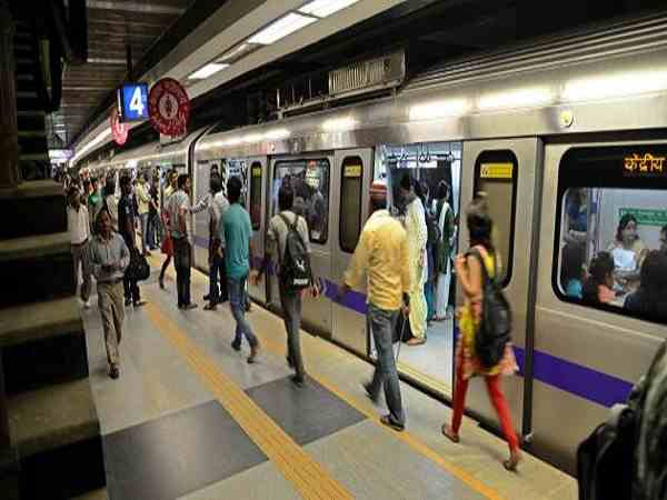 Parking scuffle halts service on Delhi Metro's Blue Line for over 30 mins