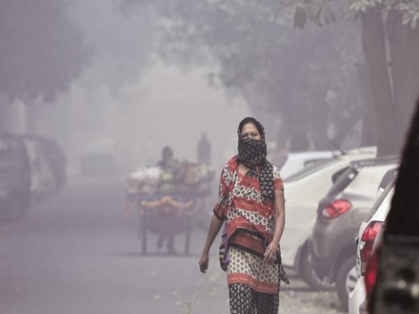 Delhi Pollution: Parali Burnt on 2100 place in Haryana, Punjab, Raise pollution level in Delhi