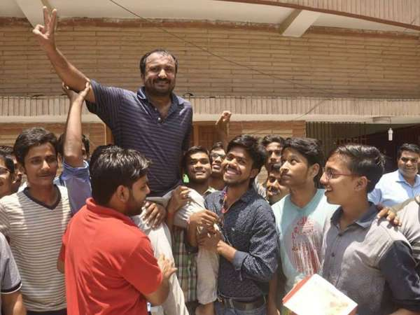 Twenty six out of Thirty students passed in IIT JEE Advanced Exam