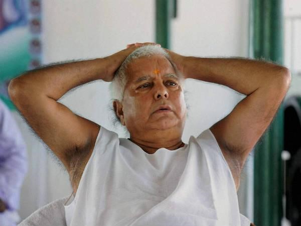 This country is moving towards dictatorship, Says Lalu Prasad Yadav on arrest of the five intellectuals show