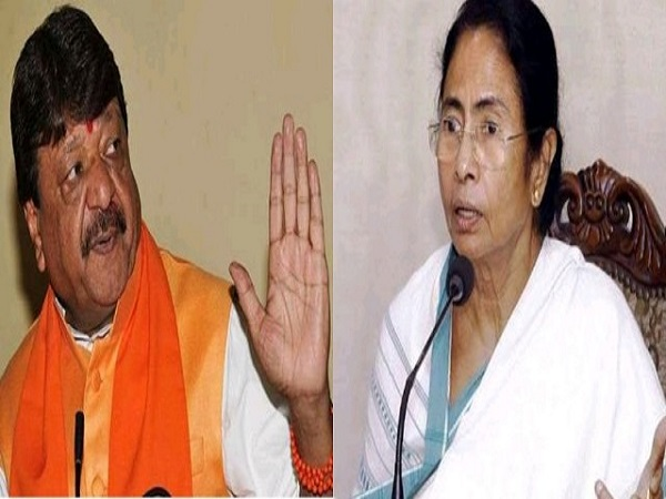 Kailash Vijayvargiya writes to NHRC over the incident of murder of a BJP worker in Purulia