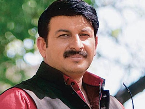 bjp leader manoj tiwari says emergency on black money earning