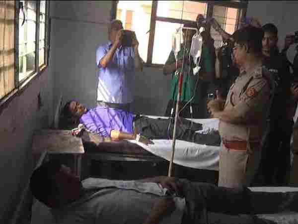 Two gangster injured during encounter in Farrukhabad