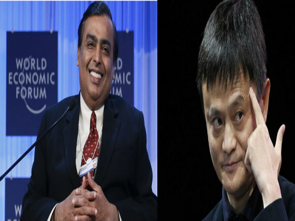 Mukesh Ambani Topples Jack Ma as Asias Richest Person