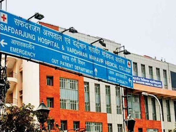 Safdarjung Hospital to run OPDs for 12 hours a day