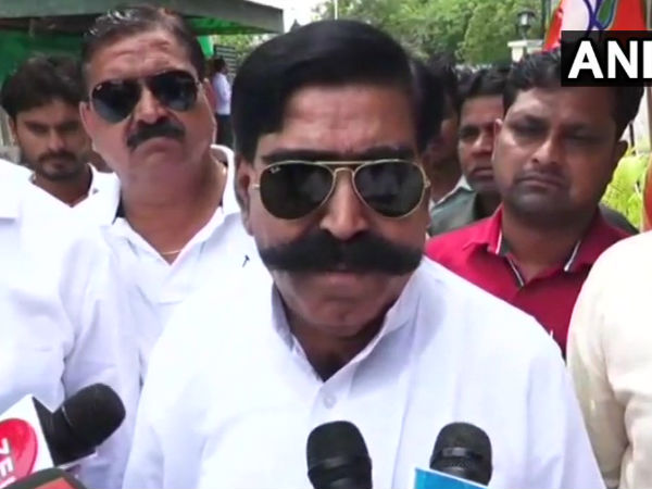 Cow slaughtering is a bigger crime than terrorism: BJP MLA Gyan Dev Ahuja